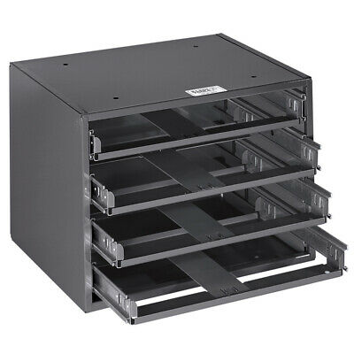 Klein Tools 54474 4-Box Slide Rack