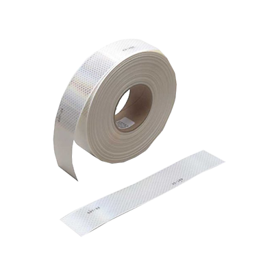 3M™ Diamond Grade™ Conspicuity Markings 983-10 White, 2 in x 50 yd, kiss-cut