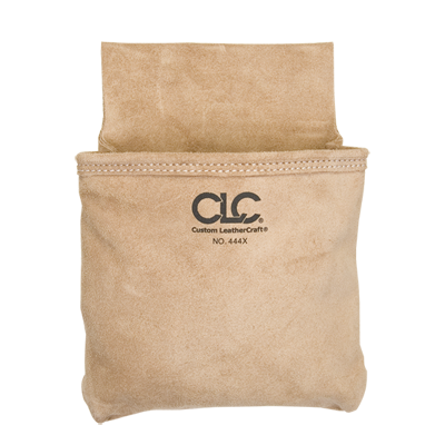 CLC 444X Single Pocket Suede Tool Pouch
