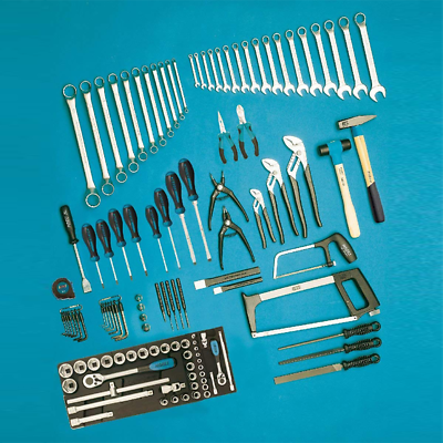 Hazet 0-111/116 Tool Assortment, 116 pieces