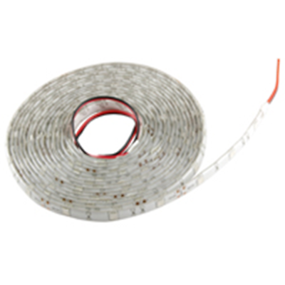 NTE Electronics 69-53W-WR LED STRIP WHITE 16.4 FT(5M) 150 IP65 5050