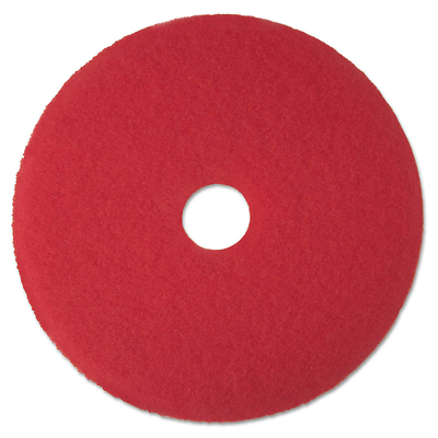 3M™ Red Buffer Pad 5100, 19 in