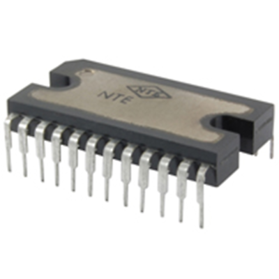 NTE Electronics NTE1630 INTEGRATED CIRCUIT VCR CYLINDER MOTOR DRIVER 24-LEAD DIP
