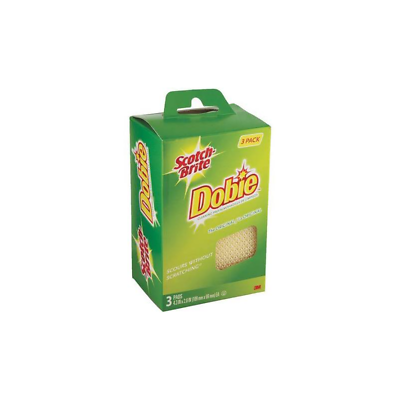 Scotch-Brite™ Dobie® All Purpose Cleaning Pad 3/8, 723-2F