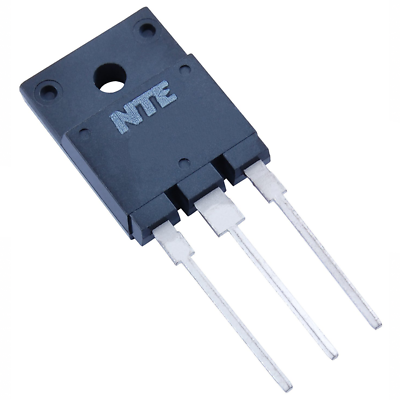 NTE Electronics NTE2931 Power Mosfet N-channel 200V Id=12.8A TO-3pml Case
