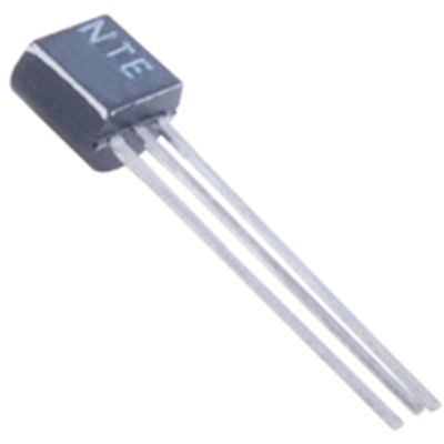 NTE Electronics NTE11 TRANSISTOR NPN SILICON 40V IC=5A TO-92 HIGH CURRENT AMP