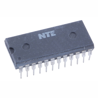 NTE Electronics NTE2024 INTEGRATED CIRCUIT 2-DIGIT BCD TO 7-SEGMENT DECODER