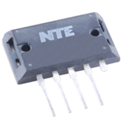 NTE Electronics NTE1742 INTEGRATED CIRCUIT TV FIXED VOLTAGE REGULATOR VO=130V @