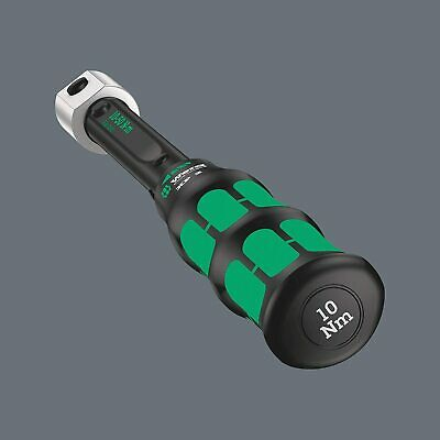 Wera 05075671001 Click-Torque XP 2 pre-Set Adjustable Torque Wrench for Insert T