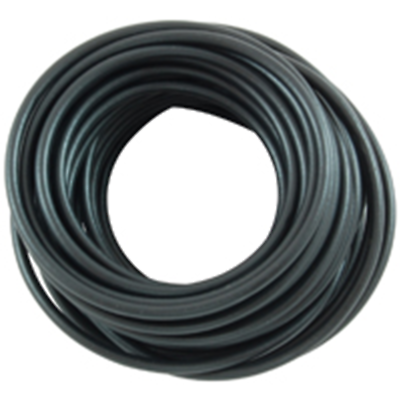 NTE WA10-00-10 Hook Up Wire Automotive Type 10 Gauge Stranded 10 FT BLACK