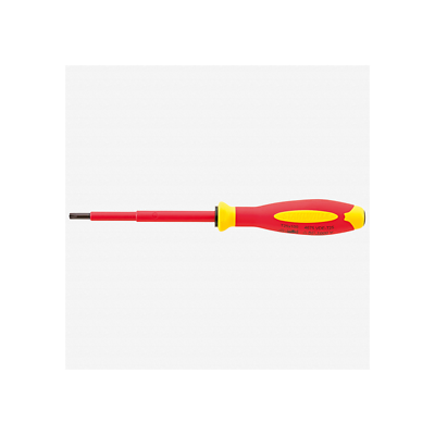 Stahlwille 46753025 4675 VDE DRALL+ T25 x 100mm Insulated Torx Screwdriver