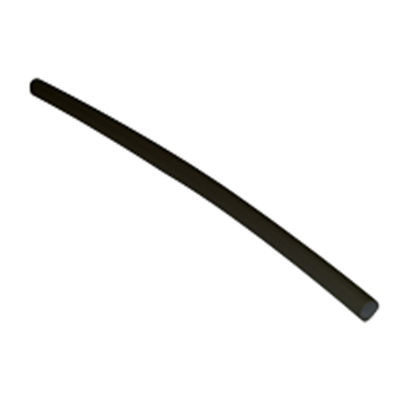 NTE Electronics 47-20248-BK Heat Shrink 3/32 In Dia Thin Wall Black 48 In Length