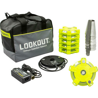 Greenlee LO-06C LOOKOUT® Voltage Detection Network, Cones Kit