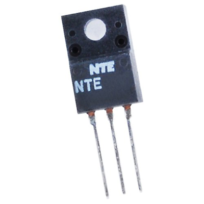 NTE Electronics NTE2925 Mosfet N-channel 800V Id=6A TO-220sis Case Rds(on)=1.35