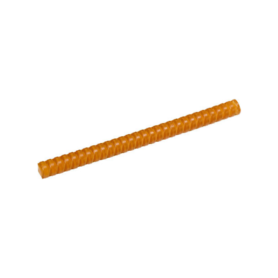 3M™ Hot Melt Adhesive 3779 Q Amber, 5/8 in x 8 in, 11 lb per case
