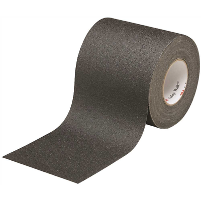 3M™ Safety-Walk™ Slip-Resistant Tapes & Treads 610, Black, 6 in x 60 ft