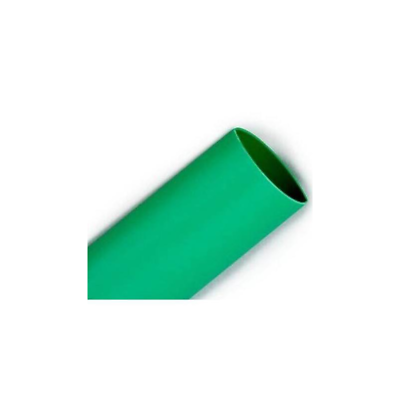 3M™ 7100019711 Heat Shrink Thin-Wall Tubing FP-301-1-Green-100`: 100 ft