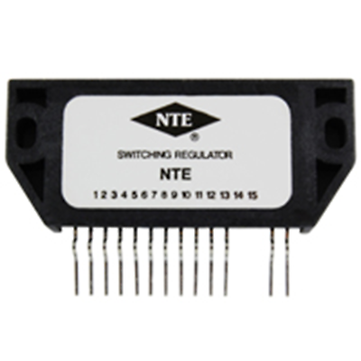 NTE Electronics NTE7075 MODULE - 100W OFFLINE SWITCHING REGULATOR FOR COLOR TV