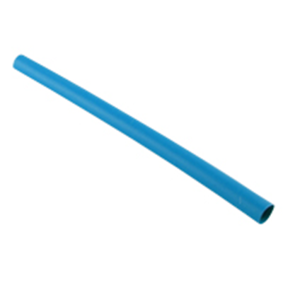 NTE Electronics 47-20548-BL Heat Shrink 1/4 In Dia Thin Wall Blue 48 In Length