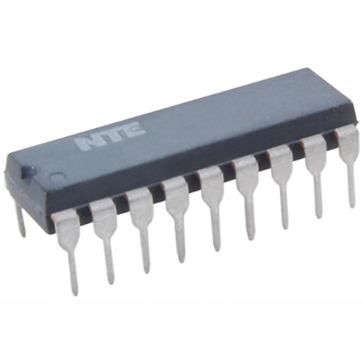 NTE Electronics NTE2070 INTEGRATED CIRCUIT 7-STAGE TRANSISTOR ARRAY W/CLAMP