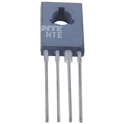 NTE Electronics NTE1844 INTEGRATED CIRCUIT MOTOR SPEED REGULATOR VCC=12V TYP 4-L