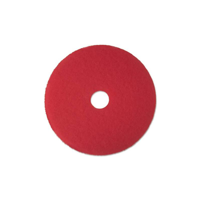 3M™ Red Buffer Pad 5100, 12 in