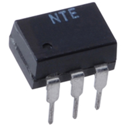 NTE Electronics NTE3047 Optoisolator With Triac Output 6-pin DIP Viso=7500V