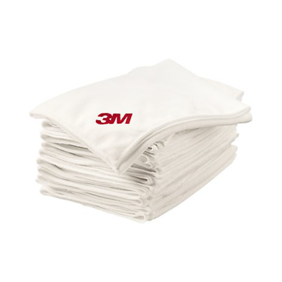 Scotch-Brite High Performance Cloth White, 2021, 17 in x 19.5 in