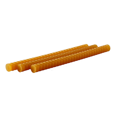 3M™ Hot Melt Adhesive 3747 Q Tan, 5/8 in x 8 in