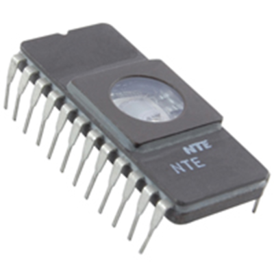 NTE Electronics NTE2716 INTEGRATED CIRCUIT EPROM NMOS 16K 350NS 24-LEAD DIP