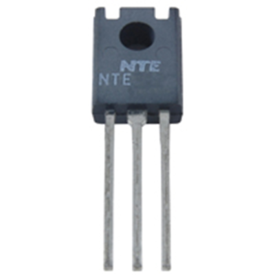 NTE Electronics NTE2501 TRANSISTOR NPN SILICON 300V IC=0.1A TO-126ML CASE
