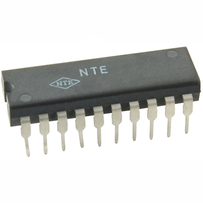 NTE Electronics NTE1089 INTEGRATED CIRCUIT TV CHROMA PROCESSOR 20-LEAD