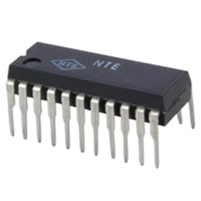 NTE Electronics NTE7020 IC - AUDIO REC/PB PROCESSOR FOR VCR CIRCUIT 22 LEAD DIP