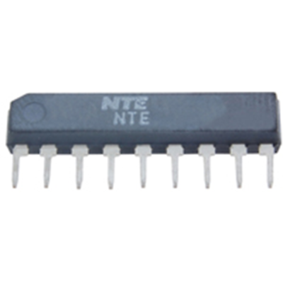 NTE Electronics NTE7067 IC AUD IF DETECTOR FOR HI QLTY MULTI-CHANNEL TV AND VCR
