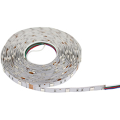 NTE Electronics 69-53RGB LED STRIP FLEXIBLE R/G/B 16.4 FT(5M) 150 LEDS 5050