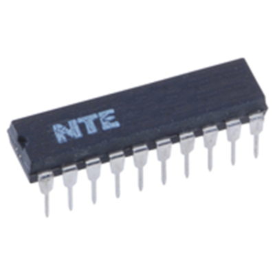 NTE Electronics NTE74C923 IC CMOS 20-KEY KEYBOARD ENCODER W/3-STATE OUTPUT