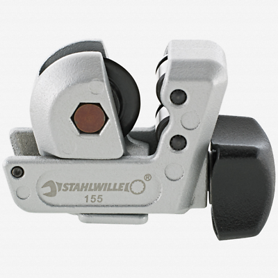 Stahlwille 60070001 155 Small Bore Pipe Cutter 3-16mm