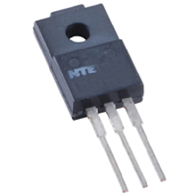 NTE Electronics NTE2593 TRANSISTOR NPN SILICON 2100V IC=0.01A TO-220 FULL PACK