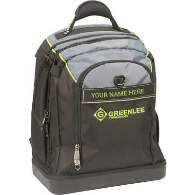 Greenlee 0158-27 Professional Tool & Tech Backpack