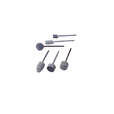 Standard Abrasives Unitized Mounted Point Kit, 800031, 1/8 in