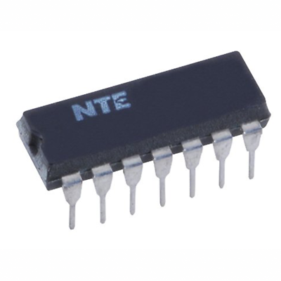 NTE Electronics NTE1763 INTEGRATED CIRCUIT INFRARED REMOTE CONTROL PREAMP VCC=20