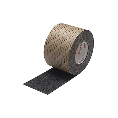 3M™ Safety-Walk™ Coarse Tapes & Treads 710, Black, 4 in x 30 ft