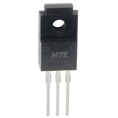 NTE Electronics NTE2687 TRANSISTOR NPN SILICON 450V IC=8A TO-220 FULLY ISOLATED