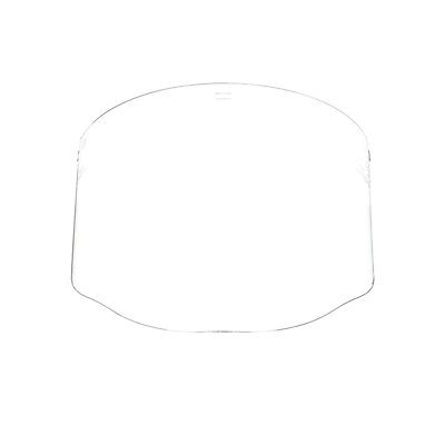 3M™ Clear Polycarbonate Faceshield WP96, 82701-00000, Molded