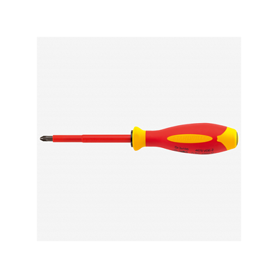 Stahlwille 46703000 4670 VDE DRALL+ #0 x 60mm Insulated Pozidriv Screwdriver