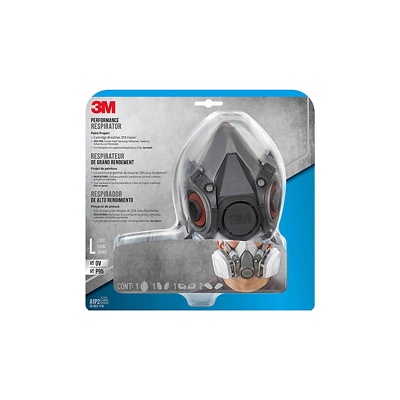 3M™ Performance Paint Project Respirator OV/P95, 6311P1-DC, Size Large