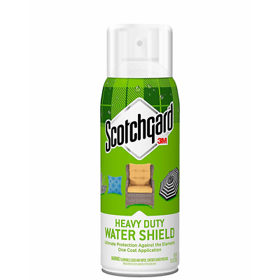 Scotchgard Heavy Duty Water Shield, 5020-10C, 10.5 oz (297 g)