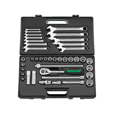 "Stahlwille 96032301 876 1/2"" Metric Socket and Wrench Set"