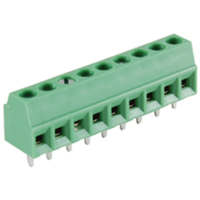 NTE Electronics 25-E100-09 Terminal Block Eurostyle 9 Pole 3.50mm Pitch 300V 10A