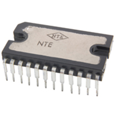 NTE Electronics NTE1613 INTEGRATED CIRCUIT VCR CYLINDER MOTOR DRIVER/CONTROL CIR